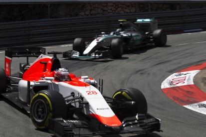 Manor Formula 1 team in Mercedes engine deal talks for 2016