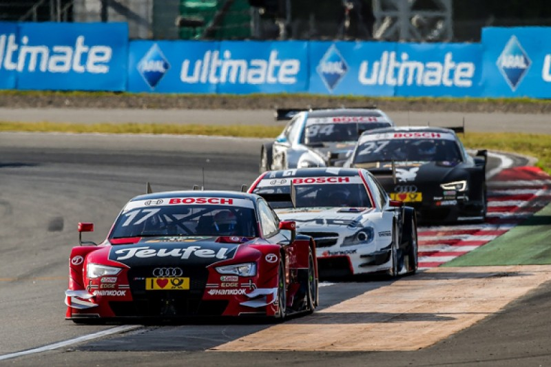 Audi, BMW and Mercedes say DTM calendar expansion not essential