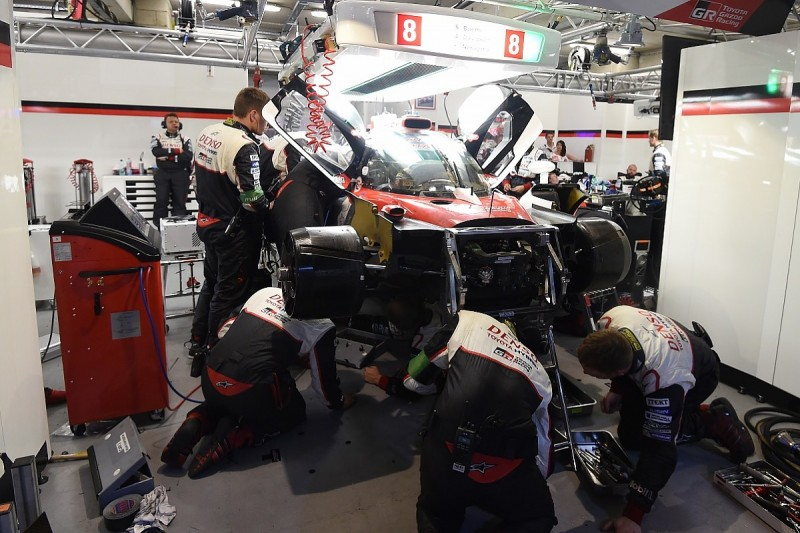 LMP1 Hybrid issues a 'golden opportunity' for privateers - Ginetta