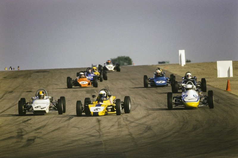 Formula Ford drivers to celebrate 50th anniversary at Brands Hatch