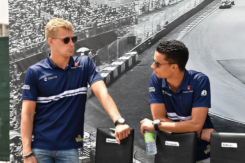 Sauber Formula 1 drivers shocked by 'sudden' Kaltenborn exit