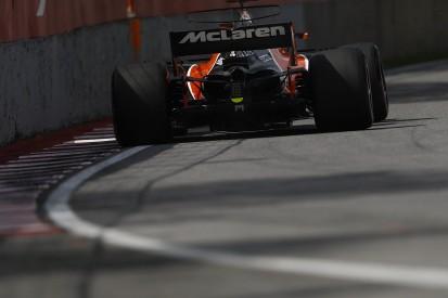 Both McLaren-Hondas set for large Azerbaijan GP grid penalties
