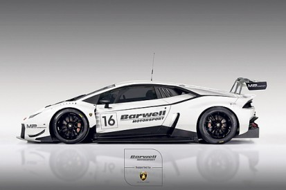 Barwell Motorsport brings Lamborghini name back to British GT