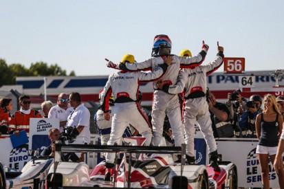 Paul Ricard European Le Mans: Jota Sport extends lead with win