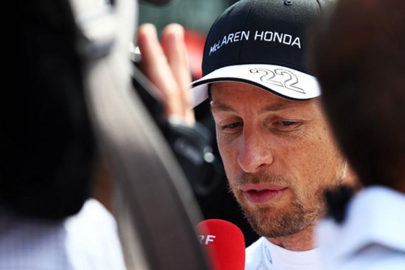 Jenson Button wants quick 2016 F1 decision from McLaren-Honda