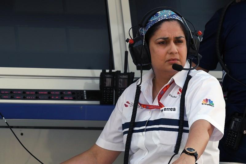 Sauber F1 team confirms team principal Monisha Kaltenborn exit