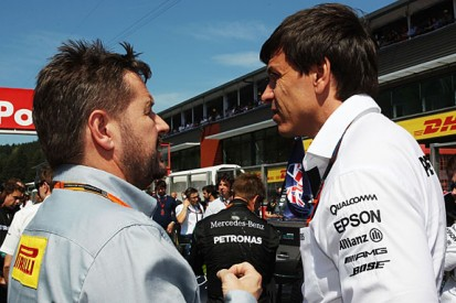 F1 must clear up tyre rules after Italian GP - Mercedes' Toto Wolff