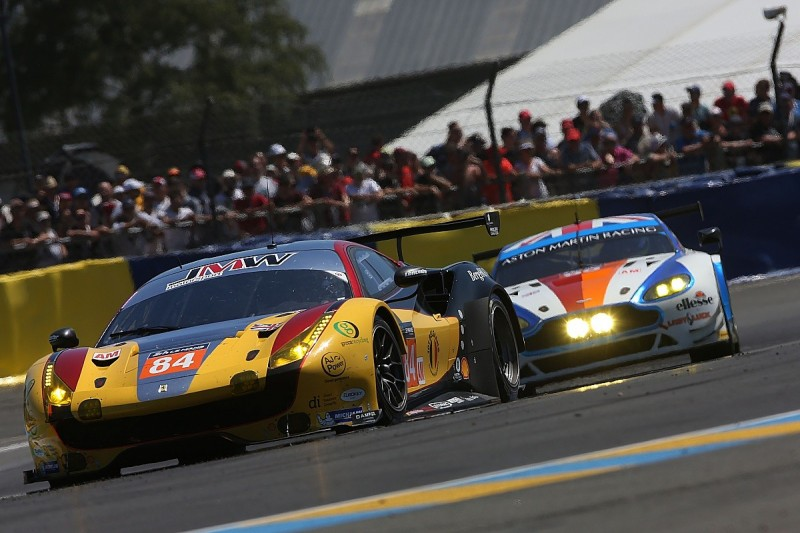 Stevens proving himself in endurance racing after Le Mans class win
