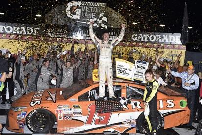 NASCAR Darlington: Carl Edwards wins Southern 500 for Joe Gibbs