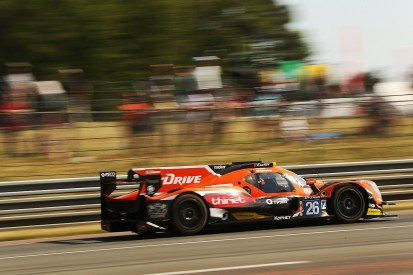 G-Drive's Rusinov responds to 'very harsh' Le Mans crash penalty