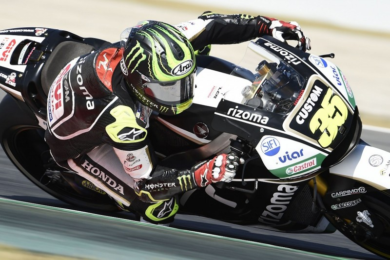 Factory Honda MotoGP contract keeps Crutchlow at LCR for 2018/19