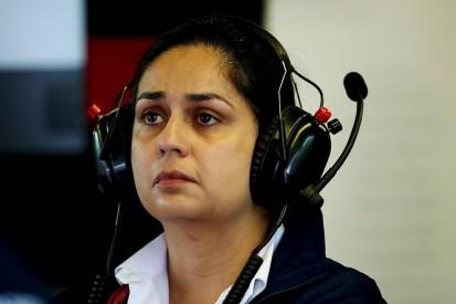 Monisha Kaltenborn steps down from Sauber Formula 1 team