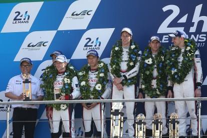 Le Mans 24 Hours winner Brendon Hartley's 'heart sank' for Toyota