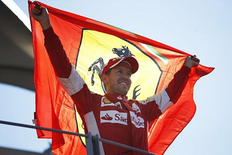 F1 can't lose Monza for 'sh*tty money reasons' - Sebastian Vettel