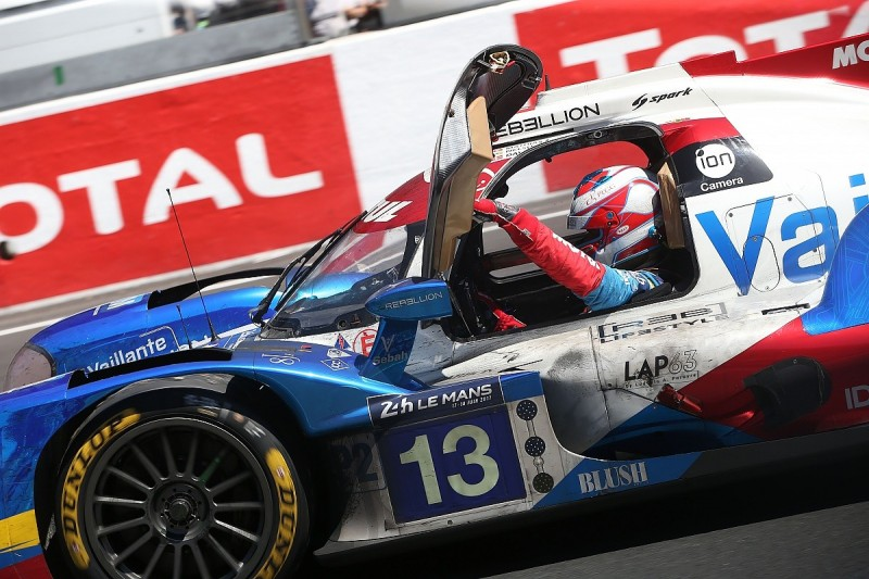 Rebellion LMP2 squad loses Le Mans podium for bodywork infringement