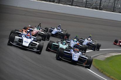 Design for 2018 Indy Lights car altered after Billy Monger's crash