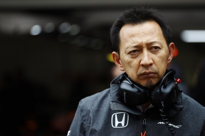 Honda has no plans to remove F1 head Hasegawa despite performance