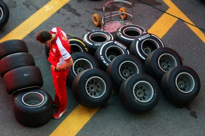 Italian GP: Pirelli reports high number of F1 tyre cuts at Monza