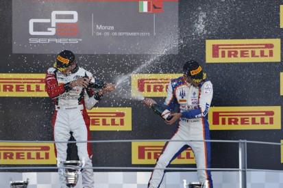 Monza GP3: Kirchhofer inherits win, Ghiotto goes from back to third