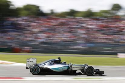 Italian GP: Mercedes clears Hamilton's engine after Rosberg problem