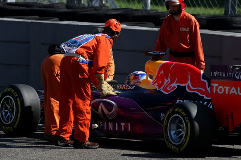 Italian GP starting grid after 168 places of F1 penalties at Monza