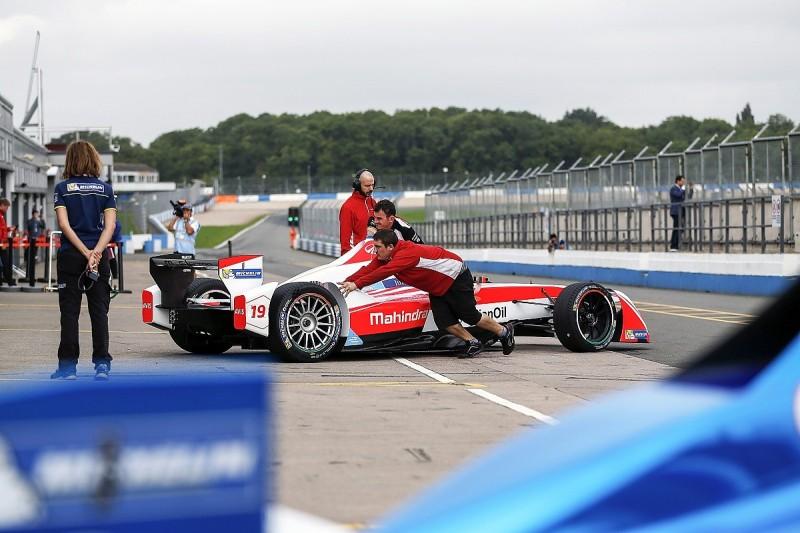 Formula E pre-season test to switch from Donington to Valencia