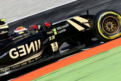 Italian GP: Lotus F1 team forced to borrow tyre blankets