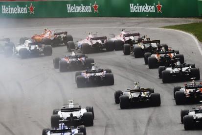 Formula 1 2018 calendar revealed with first triple-header