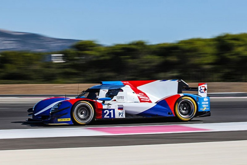 BR Engineering switches to Dunlop tyres for Paul Ricard ELMS