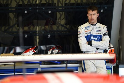Ford WEC GTE driver Billy Johnson gets NASCAR debut at Sonoma