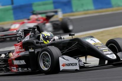 BMW junior Joel Eriksson wins Hungaroring finale for points lead