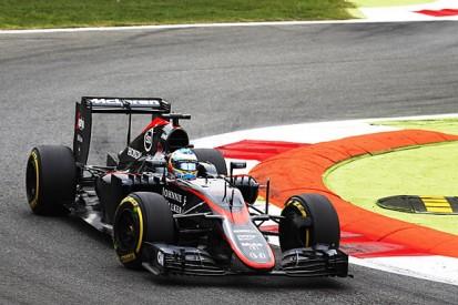 Italian GP: McLaren has no hope at Monza - Fernando Alonso