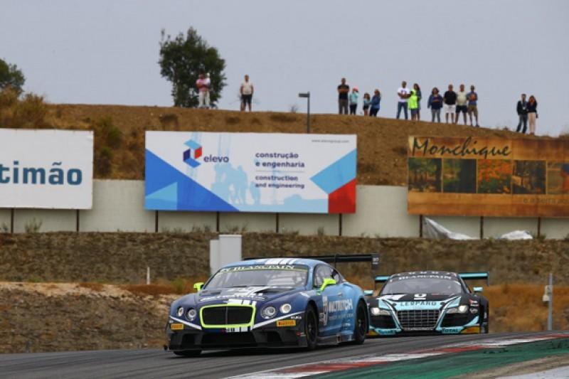 Algarve Blancpain Sprint: HTP Bentley wins after WRT Audi dice