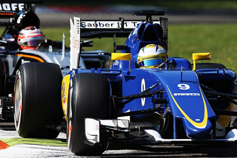 Italian GP: Marcus Ericsson gets grid penalty after qualifying