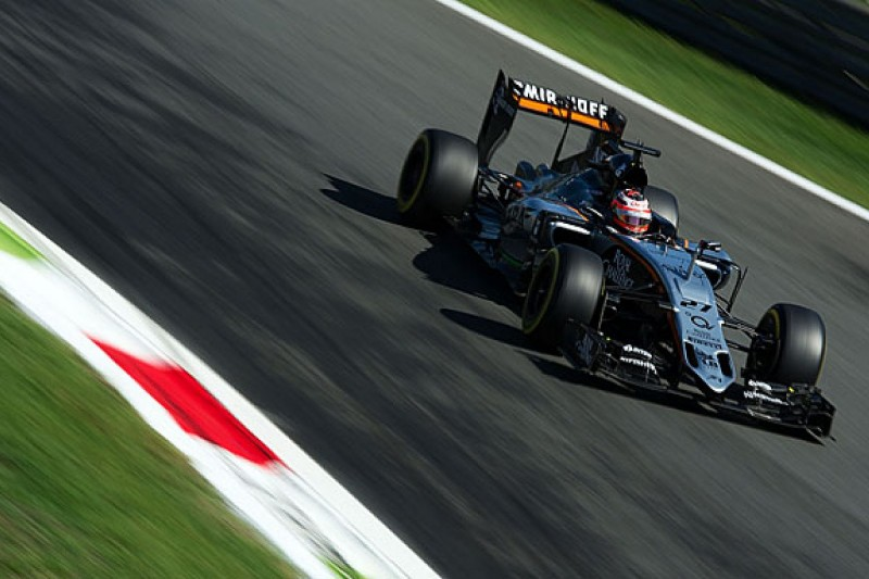 Italian GP: Nico Hulkenberg's car ran out of fuel in F1 qualifying