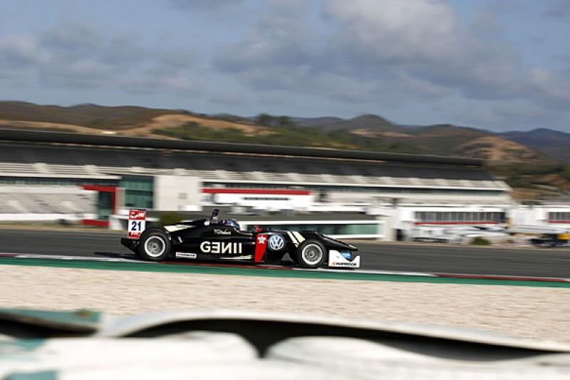 Algarve European F3: Lotus junior Alexander Albon loses pole