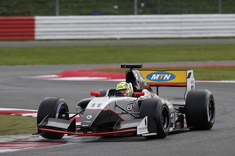 FR3.5 Silverstone: Tio Ellinas takes maiden pole position