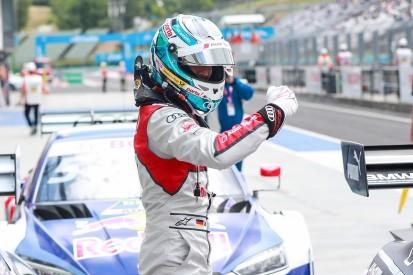 Hungaroring DTM: Rene Rast doubles up on pole as Audi stars again