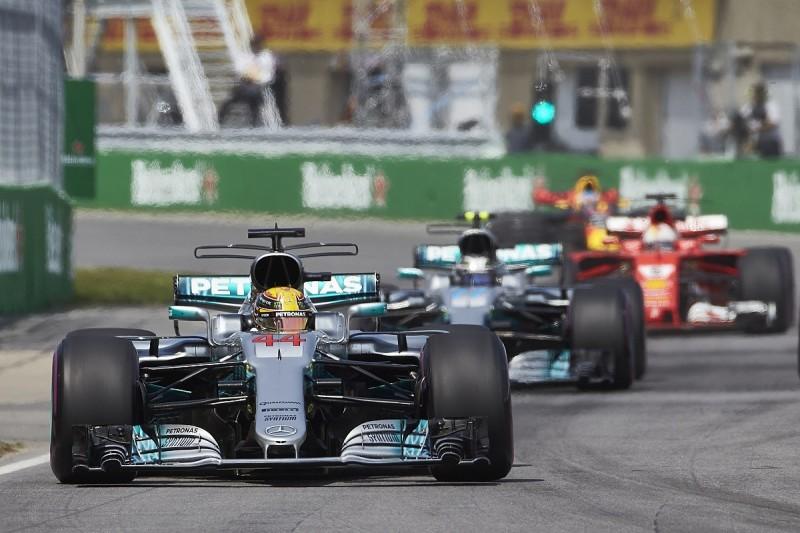 Mercedes' Lewis Hamilton wants less of a 'rollercoaster' F1 season