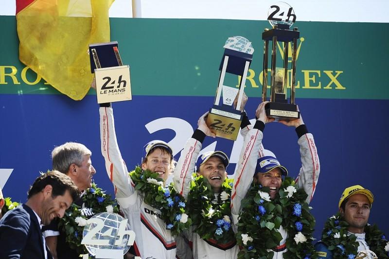 Porsche defeats LMP2 cars to win 2017 Le Mans 24 Hours