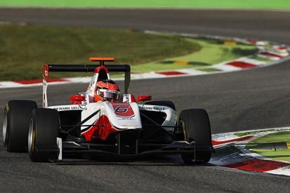 Monza GP3: Esteban Ocon beats Luca Ghiotto to top practice