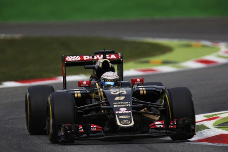 Lotus has budget to complete Formula 1 season, CEO Carter says