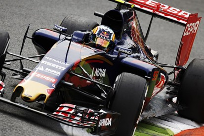 Italian GP: Toro Rosso makes tactical F1 engine changes
