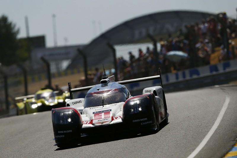 #1 Porsche was driving 'conservatively' before Le Mans retirement