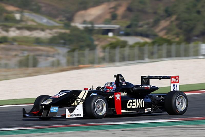 Algarve European F3: Alexander Albon, Felix Rosenqvist take poles