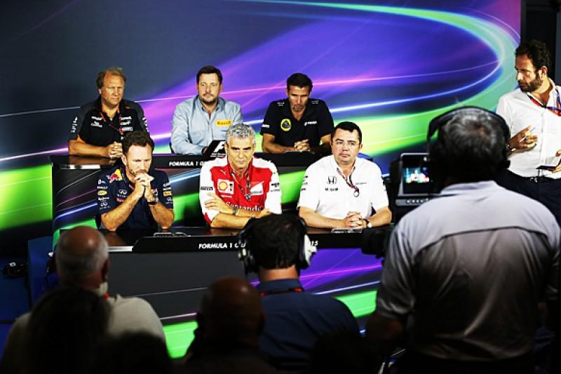 Italian Grand Prix Friday Formula 1 press conference