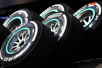 Pirelli opts for small F1 tyre pressure rise for Italian GP