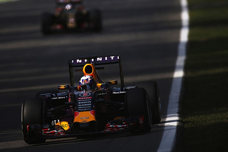 Italian GP: Red Bull F1 team plans double Renault engine change