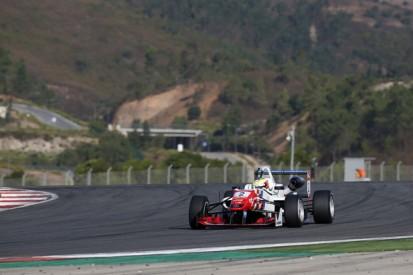 Algarve European F3: Jake Dennis leads Prema qualifying sweep