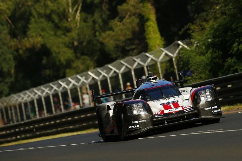 Le Mans 24 Hours: #1 Porsche stays clear at three-quarter distance